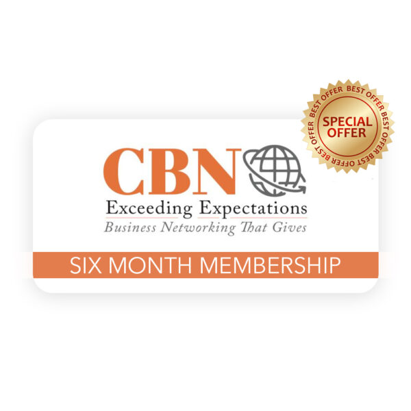Joining Offer Six Month Membership