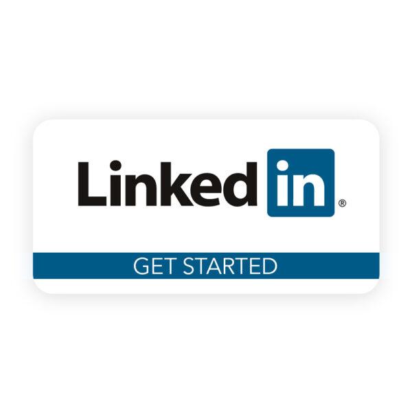 LinkedIn; Get Started Training