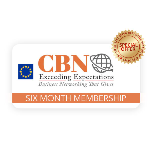 Joining Offer Six Month Membership EU